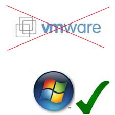 VMWare against Microsoft